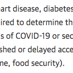 Image for the Tweet beginning: Excess Deaths From COVID-19 and