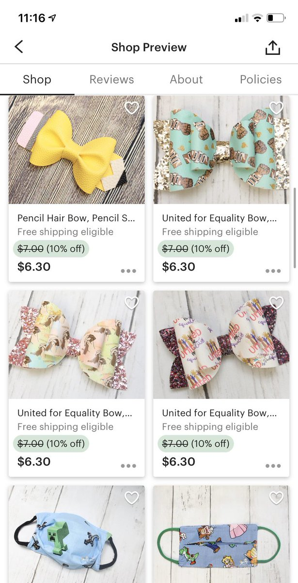 Our Christmas in July Sale has started 10% off all purchases no minimum required.  Free shipping on all order over $35   #ginascreations #etsy#etsyshop #smallbusiness #homebusiness #headbands #bows #brandreps #babyheadbands #kardashiankids