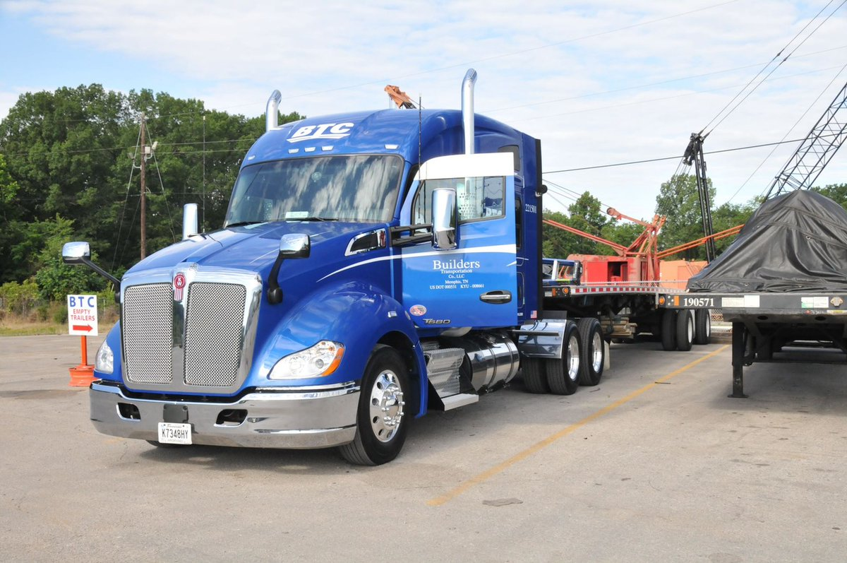 btc trucking company