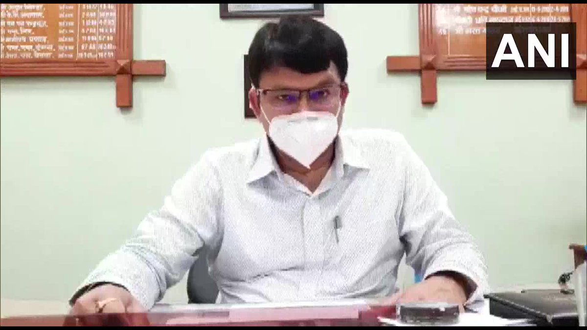 An FIR has been registered against an officer for organising wedding function at hotel Gulzar on 30th June. Strict action will be taken against anyone who violates the norms of social distancing: Bharat Yadav, Jabalpur District Magistrate #MadhyaPradesh (13.07.2020)