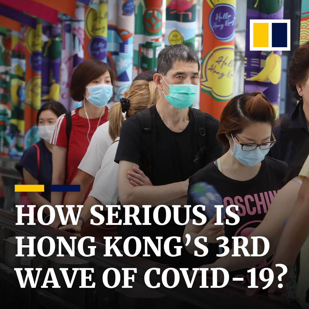 Two weeks after social-distancing measures were eased, the coronavirus has returned to Hong Kong with a vengeance. Here's what you need to know. https://t.co/gzYF9kPQP0