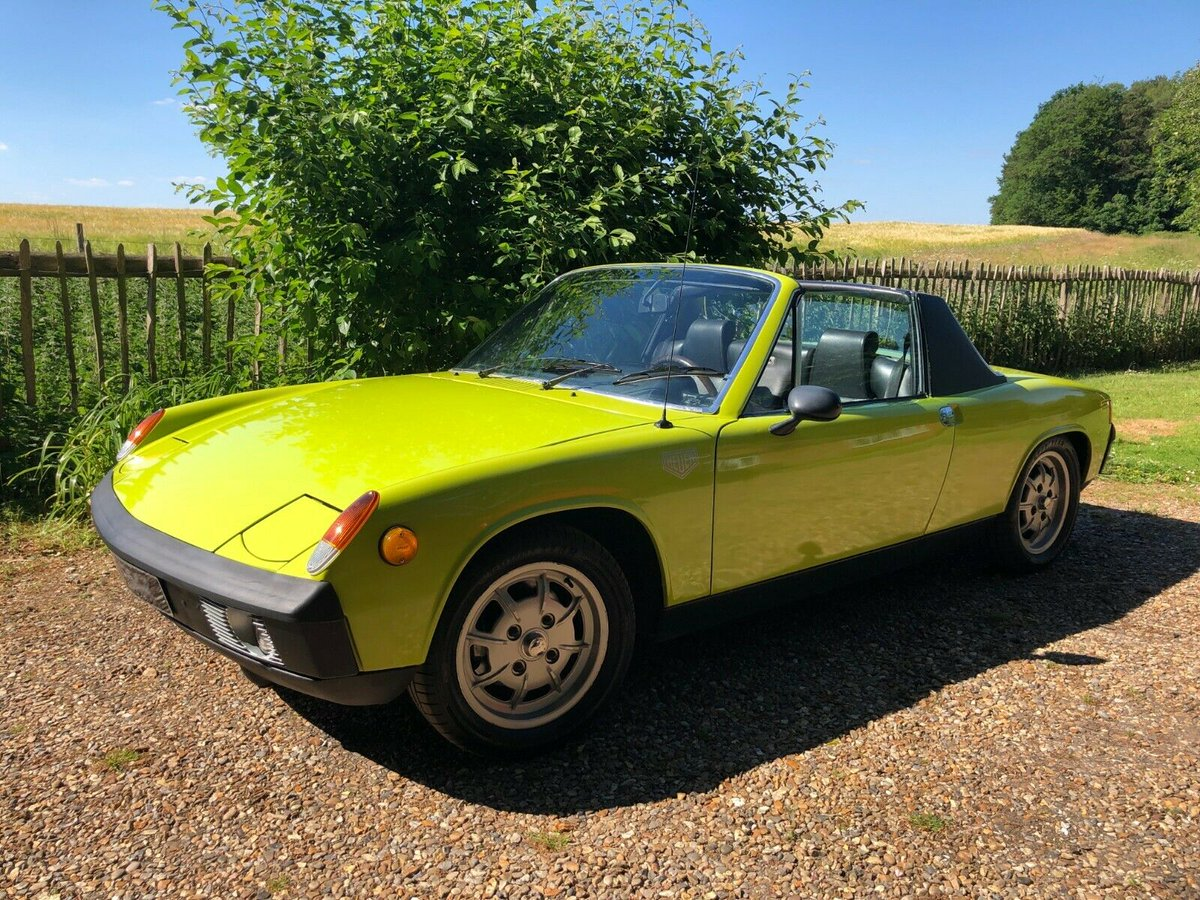 Project Cars Uk On Twitter Porsche 914 1973 2 0 Ongoing Restoration See Ebay Ad Https T Co R4napn28qv Porsche