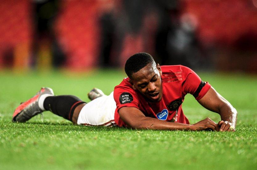 Chấm điểm trận Man Utd 2-2 Southampton: MU lộ điểm yếu chết người