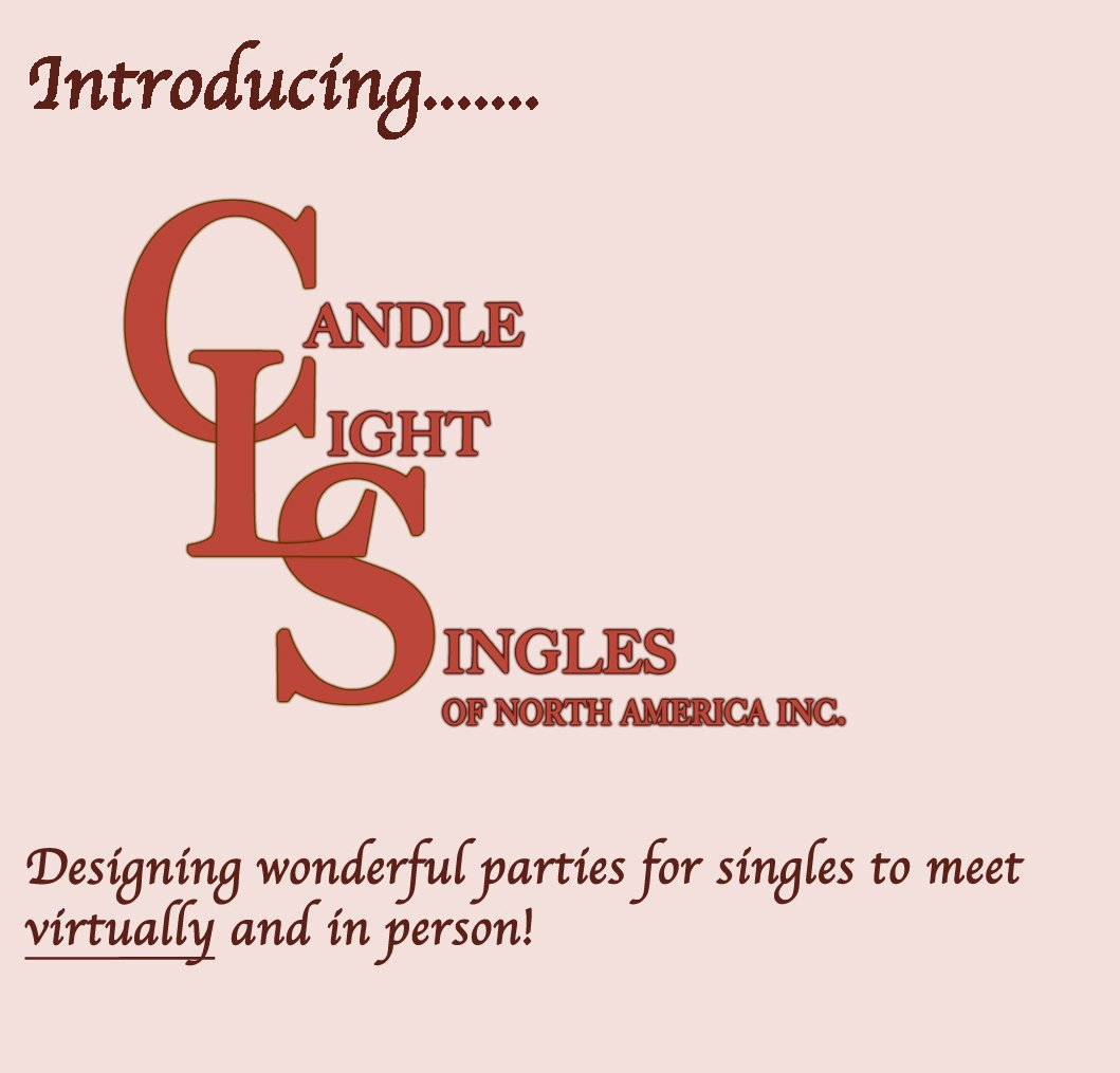 Candlelight Singles is back! We have lots of updates coming soon. Follow our page and stay tuned to see what's new!  #dating #findlove #singles #date #virtualdating #matchmaking #followus #staytuned #love #SingleAndMingle #love #fun #party #dinnerparty https://t.co/kxsYlGF1r5