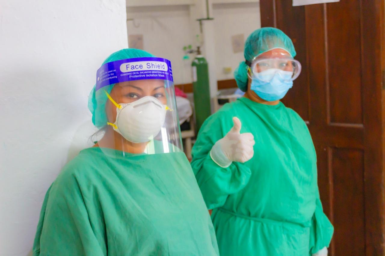 El Salvador supera los 10,000 casos de coronavirus