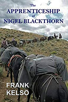 A missionary family slaughtered by Comanche. A boy left to die on the prairie. Can his determination help him survive long?   The Apprenticeship of Nigel Blackthorn by @ AuthorFranKelso.   western fiction IARTG #IAN1 YAlit historical books ebooks #westerns http://amzn.to/2xO5F4z pic.twitter.com/koZRs1Z9Uv
