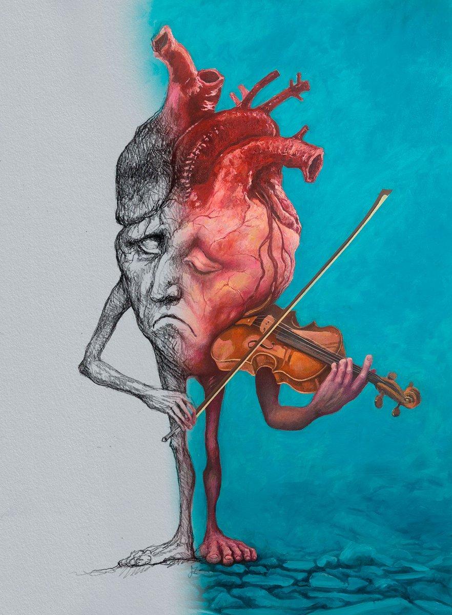 RT @susanocorreia: tocando com o coração  quem te parece tocar melhor, desenho ou pintura? https://t.co/Mr2sD44TAm
