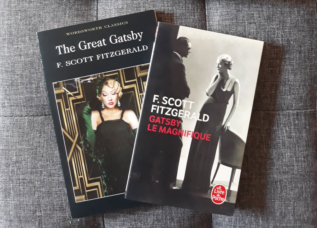 Alexandre G R Kid Charlemagne On Twitter Acquisitions Of The Day 2 4 The Great Gatsby F S Ftizgerald 1925 After Enjoying So Much The Baz Lhurman S Film I Had To Read