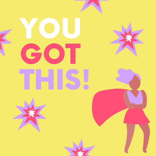 YOU! GOT! THIS! Whatever project, task, goal, speed-bump, change, or obstacle that may arise always remember that…YOU CAN DO IT!   #motivation #empowerment #youcandoit #yougotthis #powerful #afc #changemakers #positivity #motivationmondays https://t.co/sYZgZUIEFd