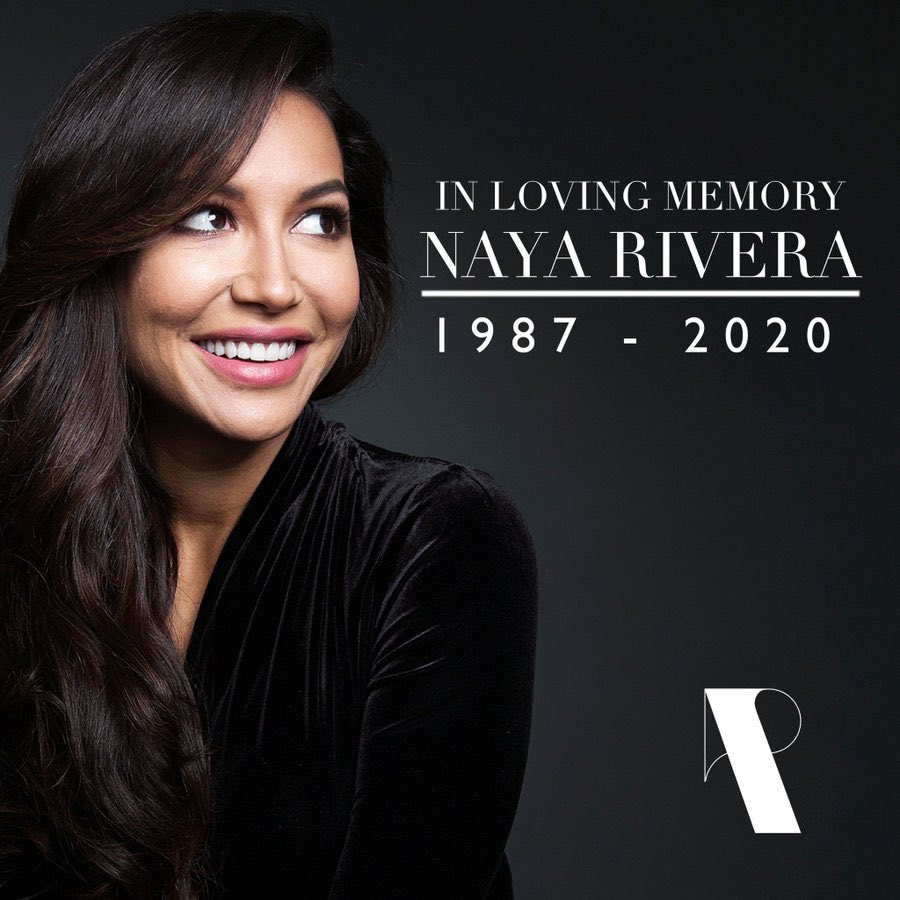Gracias por tanto, Naya. You will be forever in our hearts. ♥️ #RIPNayaRivera #NayaRivera https://t.co/UfIp5jVp0U