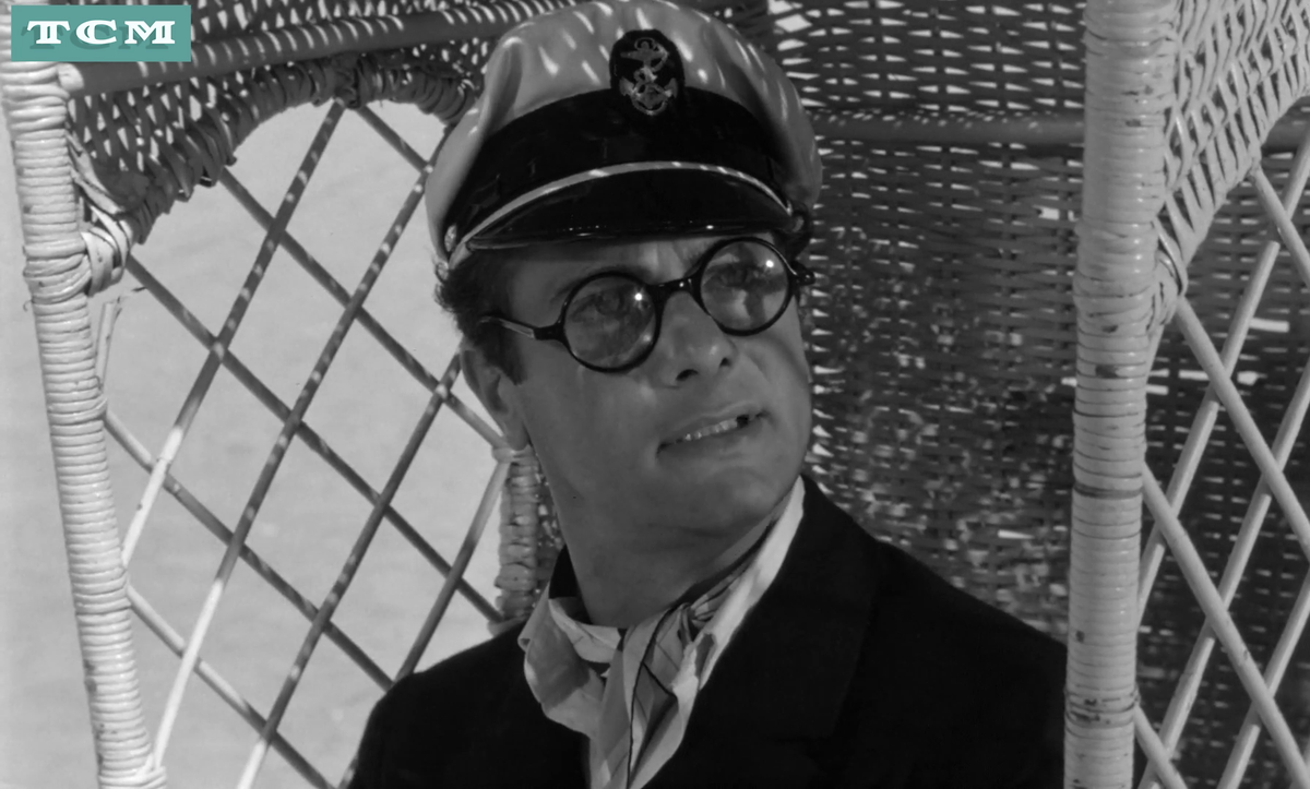 Star of the Month Tony Curtis modeled the character Shell Oil Junior in SOME LIKE IT HOT (59) after Cary Grant. According to director Billy Wilder, when Grant saw the film he said, I dont talk like that. See it tonight at 8pm ET as we continue our salute to Curtis.