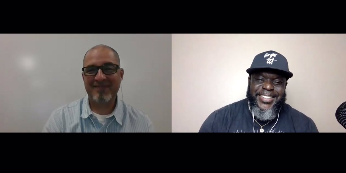 "Had an awesome chat this afternoon with my man @ChipBaker19 on his awesome show  ""The Success Chronicles!"" https://t.co/zByfSXhO7Q  Looking forward to further connecting and learning together. #GoGetIt #LetsRoll   Thank you Chip! #SuccessChronicles #RootedInStrengthCA https://t.co/mH7NBHmyE2"