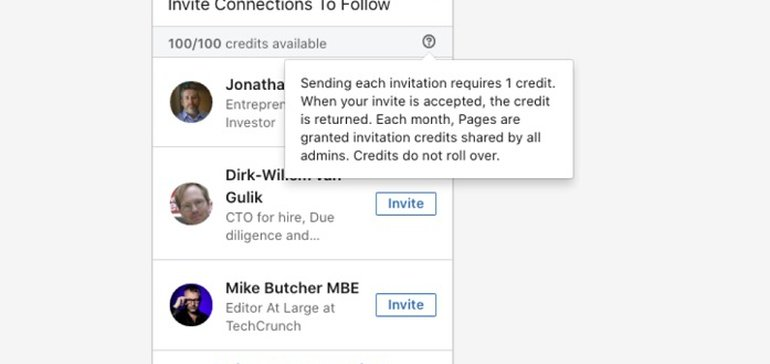 LinkedIn Adds New Analytics Tools for Company Pages, New Process to Limit Page Follow Invites https://t.co/0wu2hbAzgO #Socialmedia https://t.co/iTkbwv3b2P