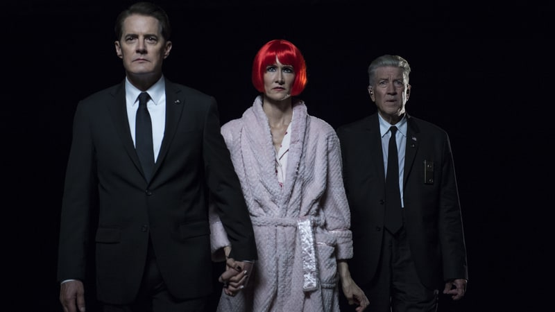 Buenas noches #TwinPeaks #THERETURN #BlackLodge