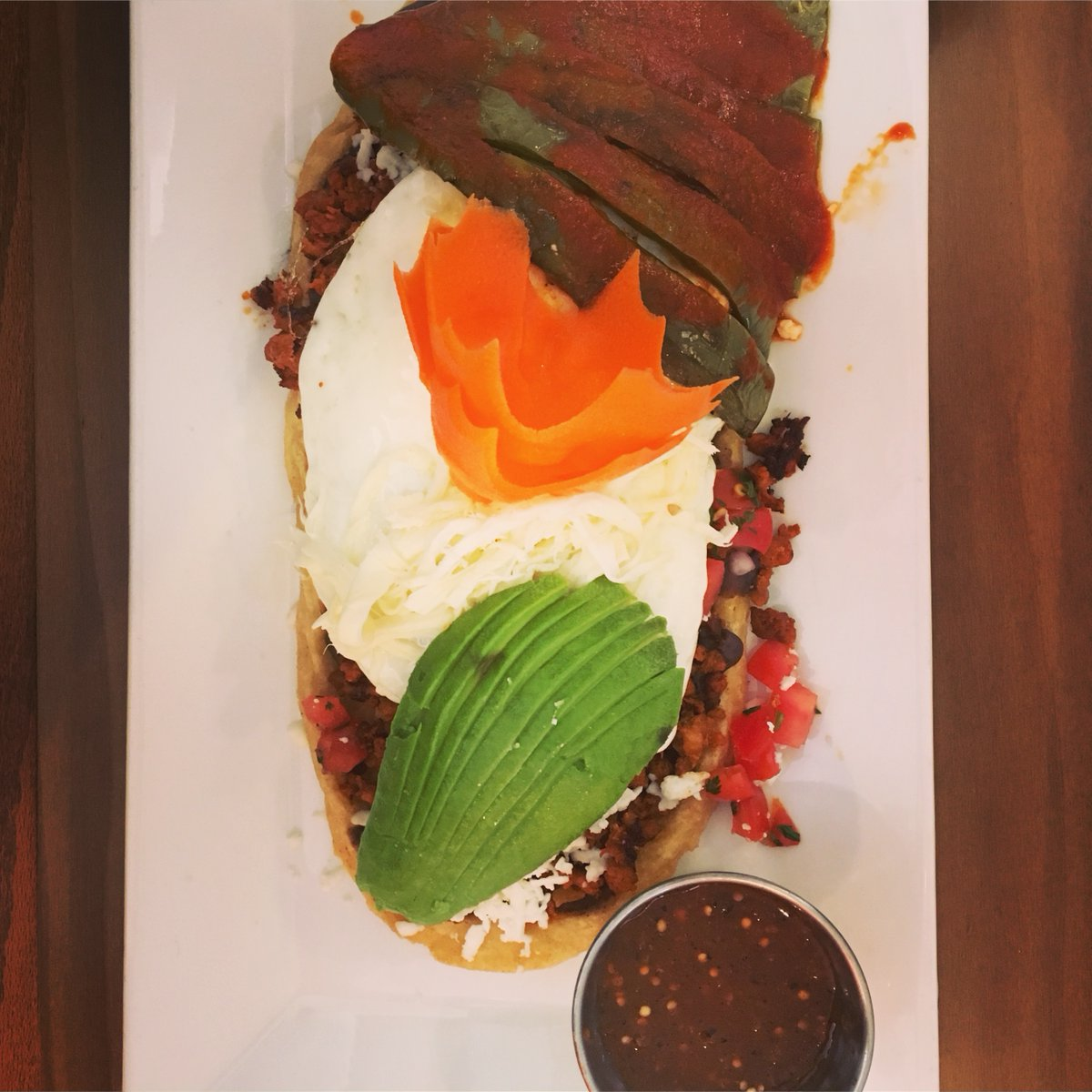 On this day in 2019 we had brunch at Mezcalito Oaxacan Cuisine in Rocklin, CA, then got back on I-80 and drove through Tahoe National Forest on the way to Elko, NV. I dont remember anything about this day except breakfast.
