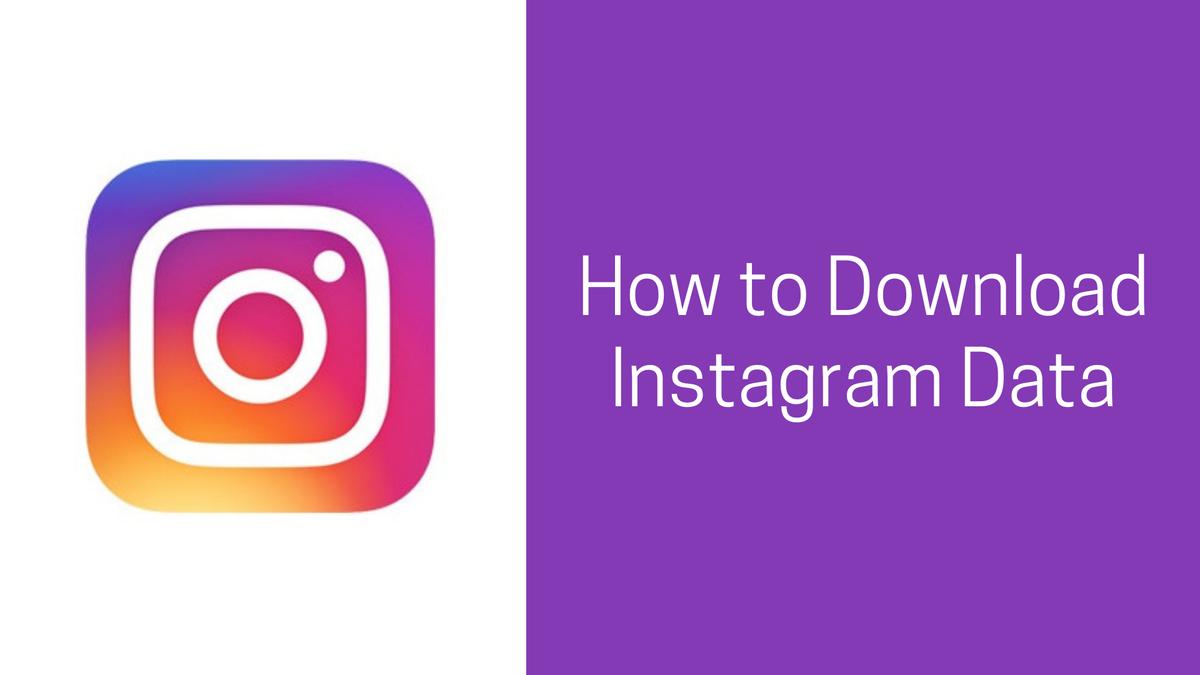 How to Download Instagram Data  Link - https://t.co/4dFR8aKgpa  #Instagram #InstagramStories #instagramers #socialmedia #socialmediatips #Tech4All #data #Download #SocialMediaManagement https://t.co/X53dgXeD4f