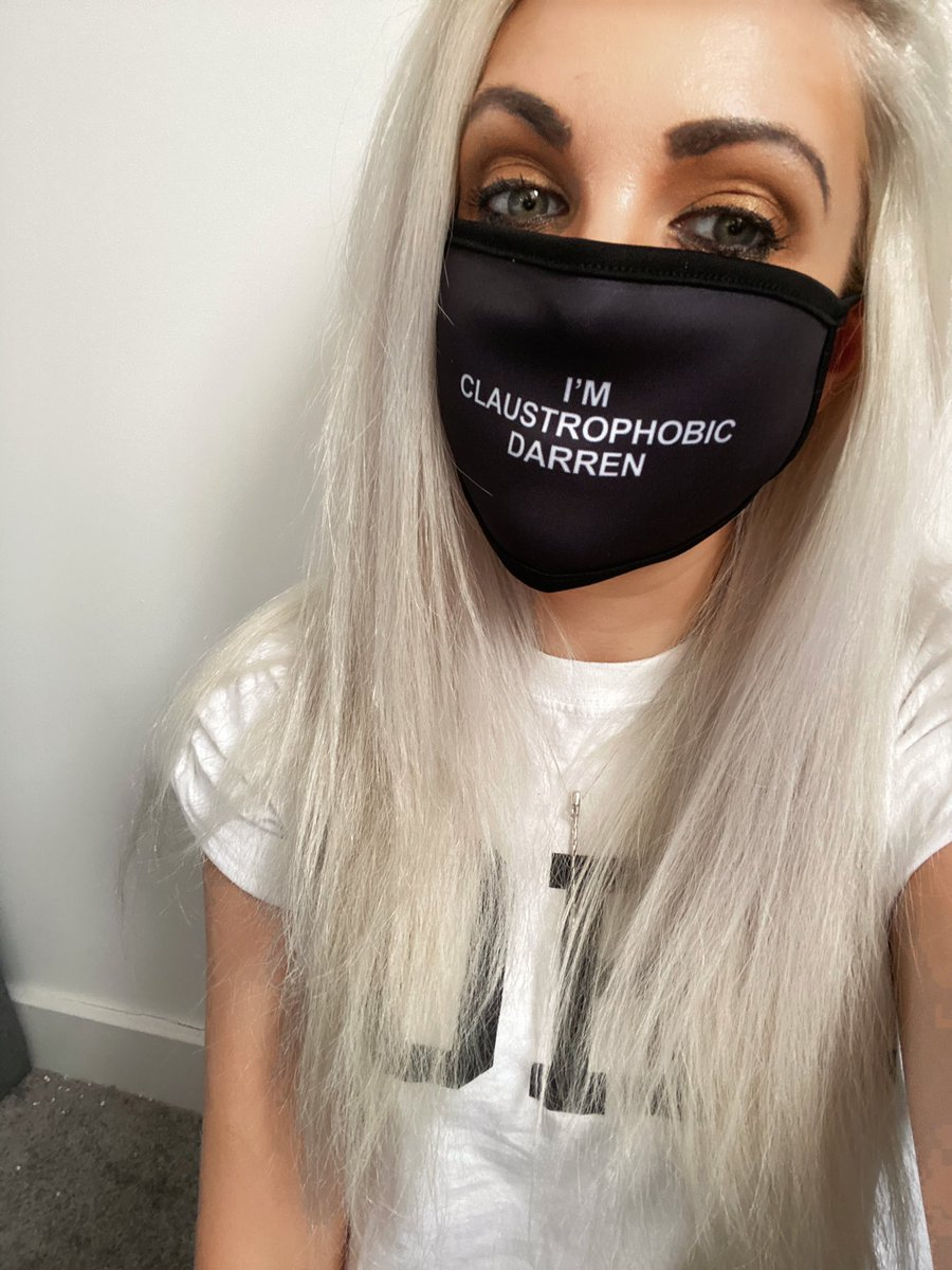 Shopping at Sainsbury's was fun today ... I'm already on board with the #facemask wearing stuff <br>http://pic.twitter.com/J89Umznsmz