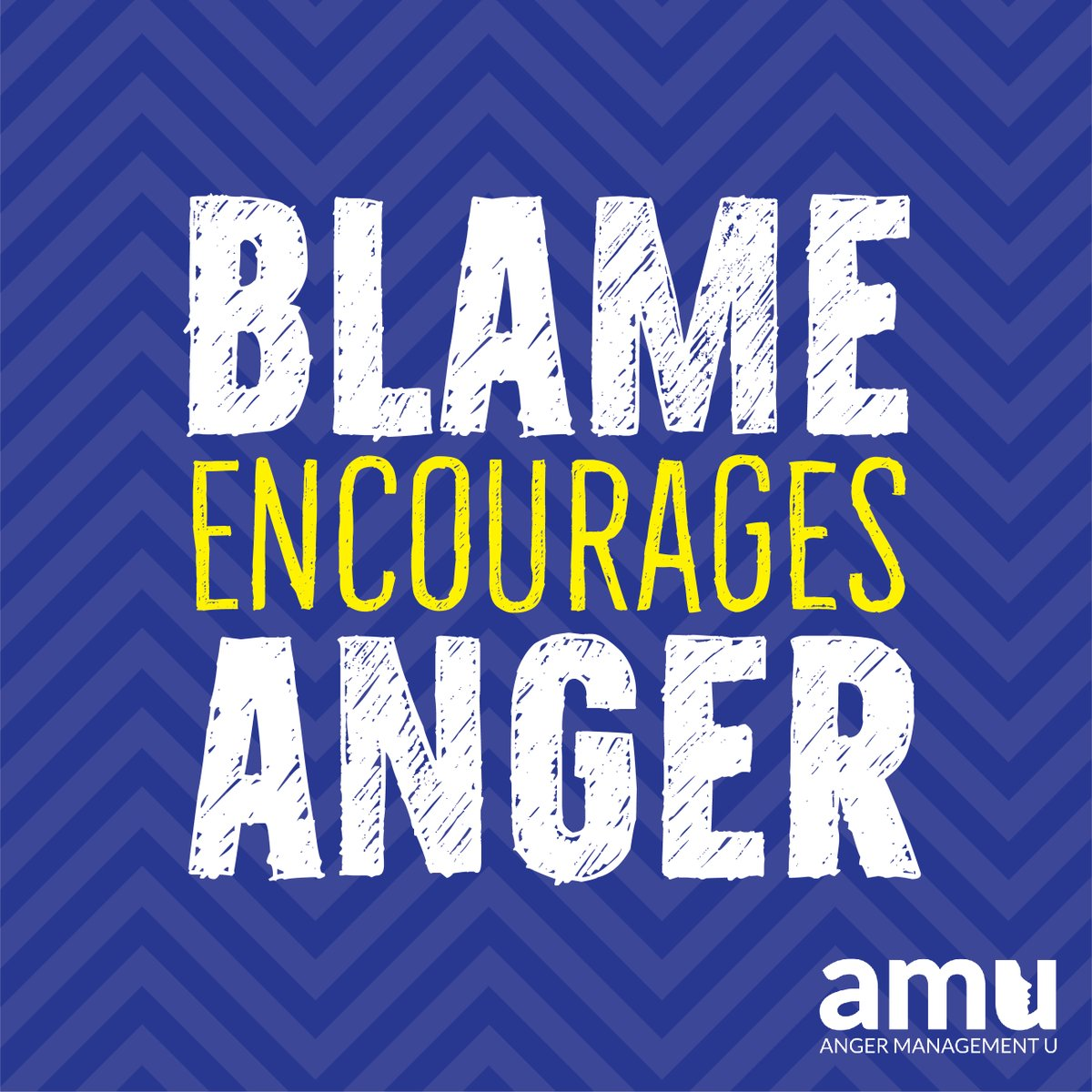 Did you know that #blame is one of the first signs of #anger? Blaming creates emotional distance between you and others, making it easier to get angry. Instead of blame, try taking responsibility and focusing on what you can control. #yougotthis https://t.co/4RjyX7vnZG