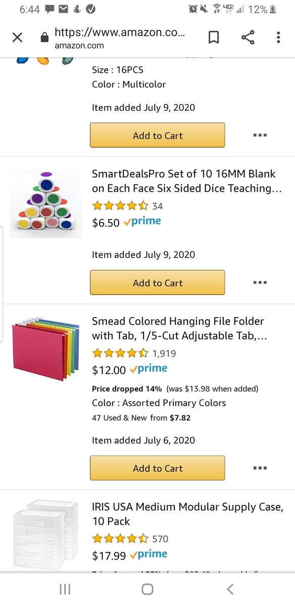 Looking get some good manipulatives ir books off my list or even a giftcard! Every little bit helps! https://amzn.to/3gNYKvN  #shrinkthelist #clearthelist #ClearTheListorg #pointsforteachers #BetterTogether #teachertwitterpic.twitter.com/rfkmCp1UEp