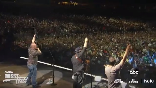 Happy birthday i know you re into stuff other than wrestling so here s a video of zac brown
