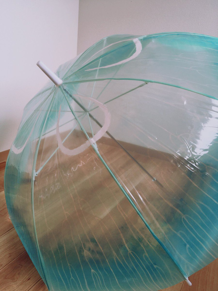 の 傘 ミズクラゲ