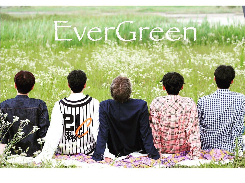 24일(금), 더 맨 블랙(THE MAN BLK) 미니 앨범 2집 'EverGreen' 발매 | 인스티즈