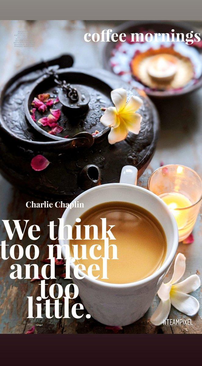 Coffee mornings ... #shotwithpixel3xl #phonephotography #coffeemornings #lovecoffee #madewithkitchenaid #gurgaondiaries #coffee #inspiration #coffeequotes #motivation #morningslikethese #whatidoallday @GoogleIndia @madebygoogle @lavazzagroup https://t.co/gPNrUPgJKc