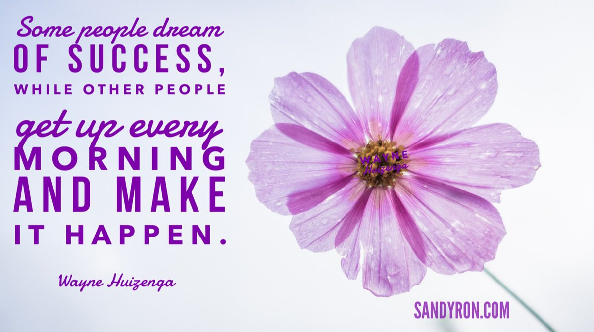 Wake up EVERY MORNING and make it happen! #SuccessQuotes #MotivationalQuotes #LeadGeneration<br>http://pic.twitter.com/a5JLNR2dVH