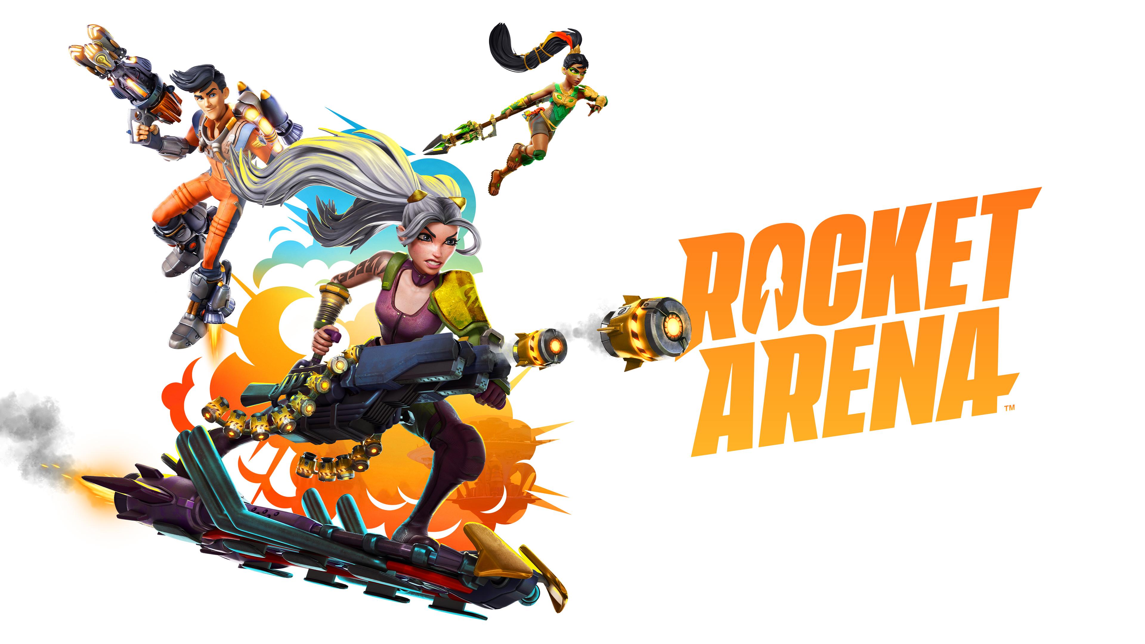 Rocket Arena game