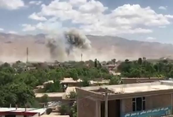 11 perisik terbunuh, 63 cedera serangan di Afghanistan https://t.co/2fH40lU43l #AWANInews #FajarAWANI https://t.co/fTNZNA8C3p