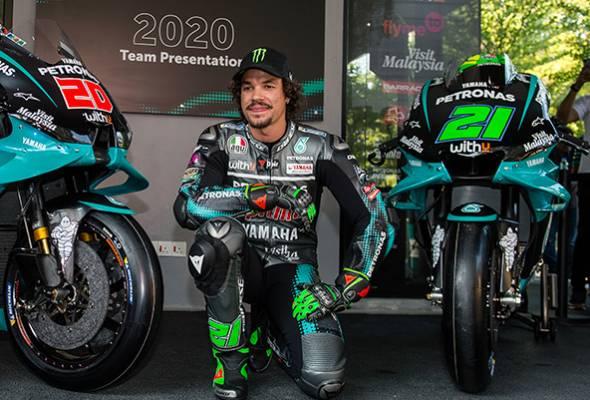 Morbidelli sambung kontrak dengan Petronas Yamaha SRT hingga 2022 https://t.co/VT7S7jNR79 #AWANInews #FajarAWANI https://t.co/kGmQ86lUZG