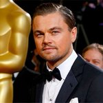 Image for the Tweet beginning: DiCaprio al ganar su primer
