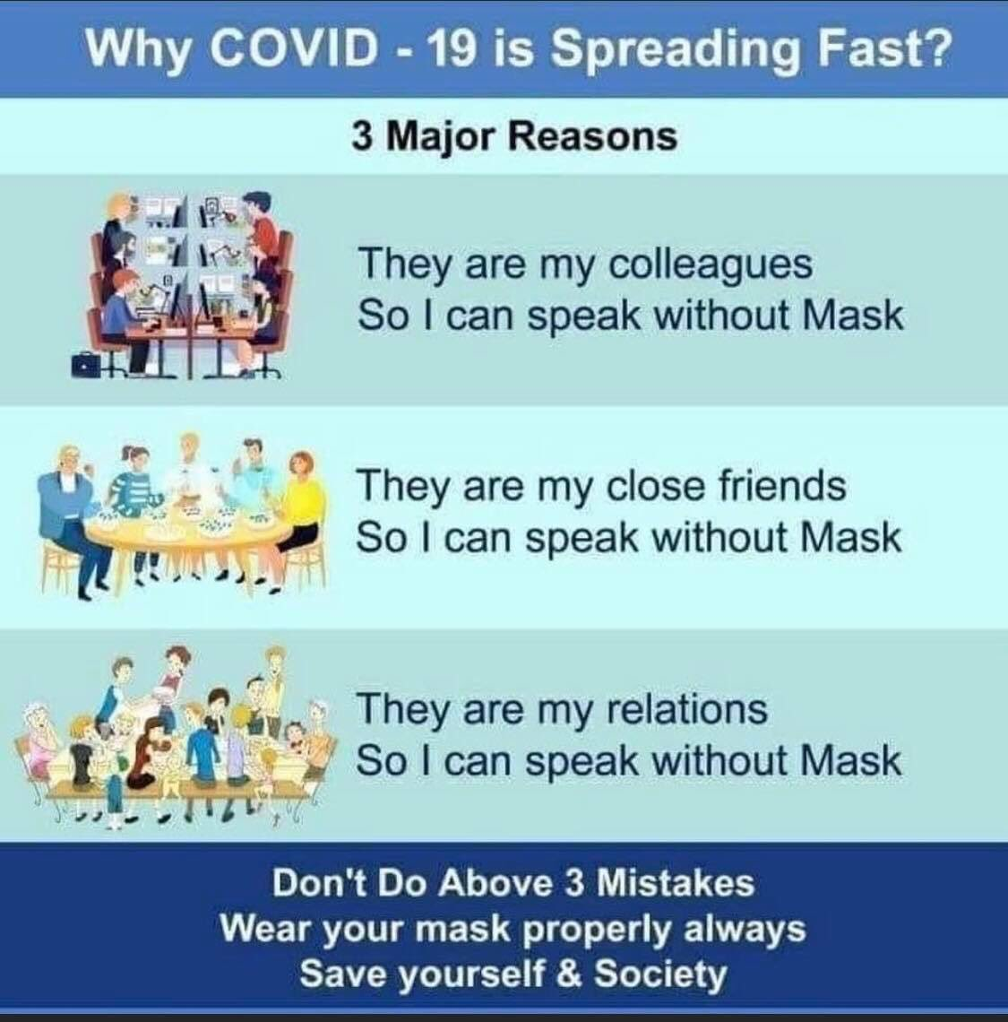 Never let your guard down. Always #wearmask.  #COVID19 #Pilipinas #ineptgovernment #riseofczars #nakakaaczar #kangkunganpic.twitter.com/ZKLm5aUP76