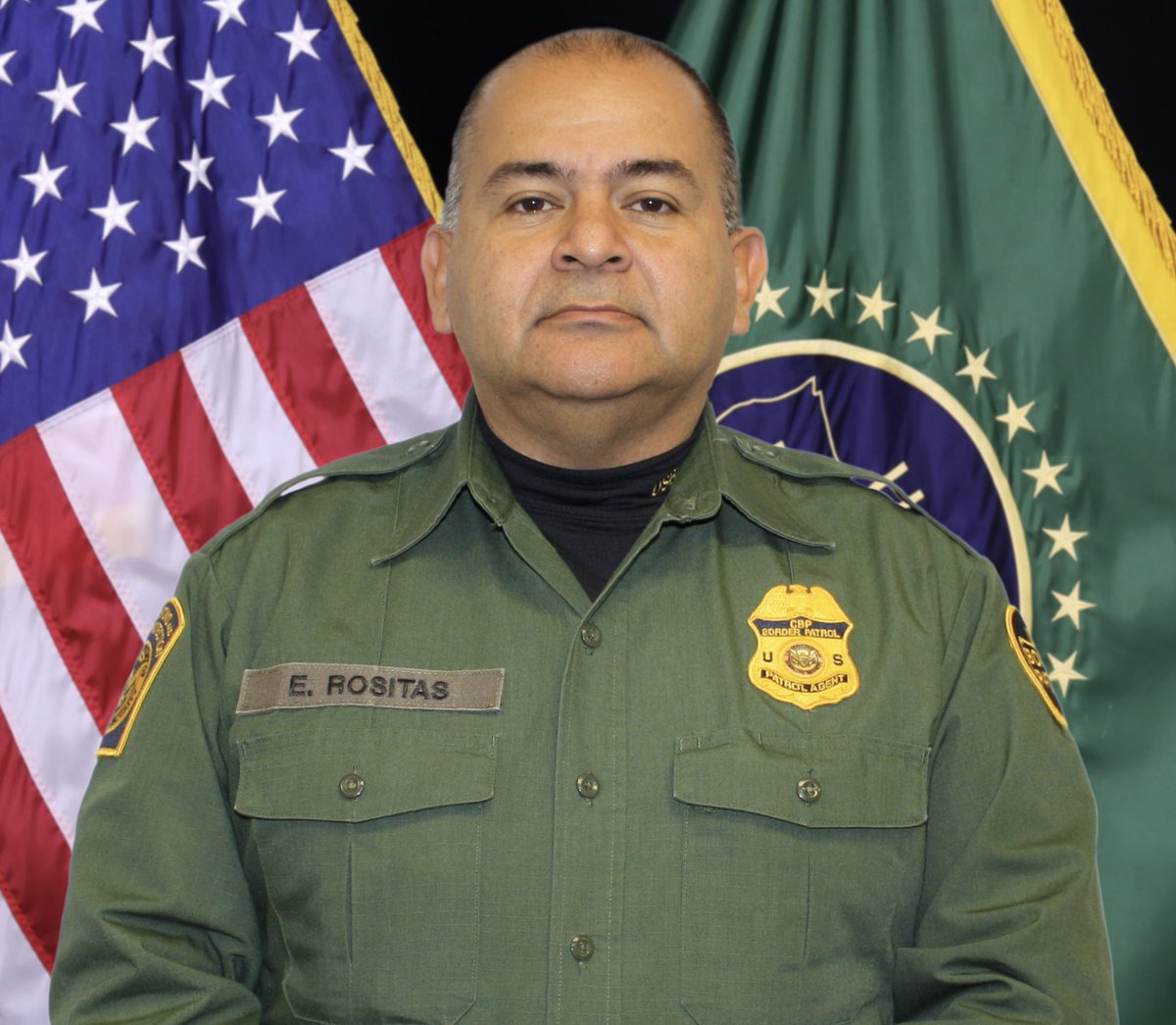 We are saddened to share that Agent Enrique Rositas Jr. died in the line of duty on 7/11 after being hospitalized for COVID-19. He served his country in the US Air Force & US Border Patrol with honor & distinction for 35yrs. Our thoughts & prayers are with his family. https://t.co/l6MMyBUfxt https://t.co/0KSB6jqqXk