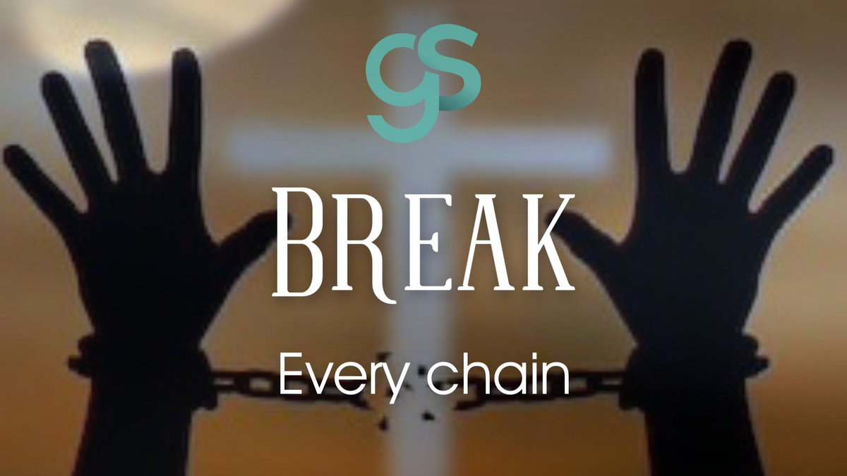 For every stronghold that is in your life, and for every bondage that is causing you harm, it is no match for the Blood of Jesus. There is enough power in the Blood of Jesus to break every chain and make you free.  #breakeverychain #freedom #jesus #dontquit #believe #nevergiveup https://t.co/18NEhWfCxd