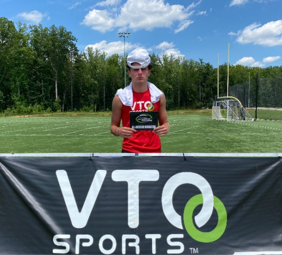 Grateful for the opportunity to compete this weekend at @VTOSPORTS #Elite100 and earn top 5 in my group. #2023QB #AreYouPrepped #FortFam @FDPatriot @FDpatriots @QBC_Charlotte @QBHitList @QBCountry @Elite11 @QBCollective https://t.co/Z9vOoetb97