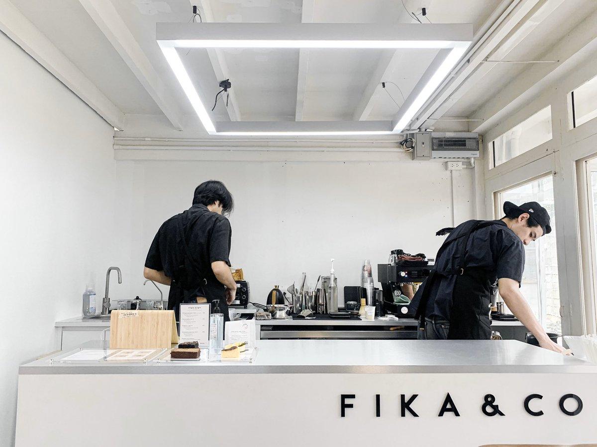 FIKA & CO. CAFE 1