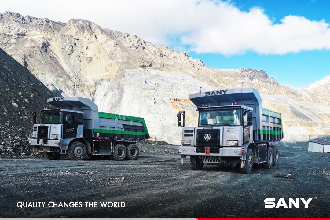 The electric unmanned SKT90E wide-body mining truck offers a brand new solution to smart mining. #SanyProduct #unmannedsystems #MiningTruck  https://t.co/EbJrP8vEA4 https://t.co/1ruZzKgHRU