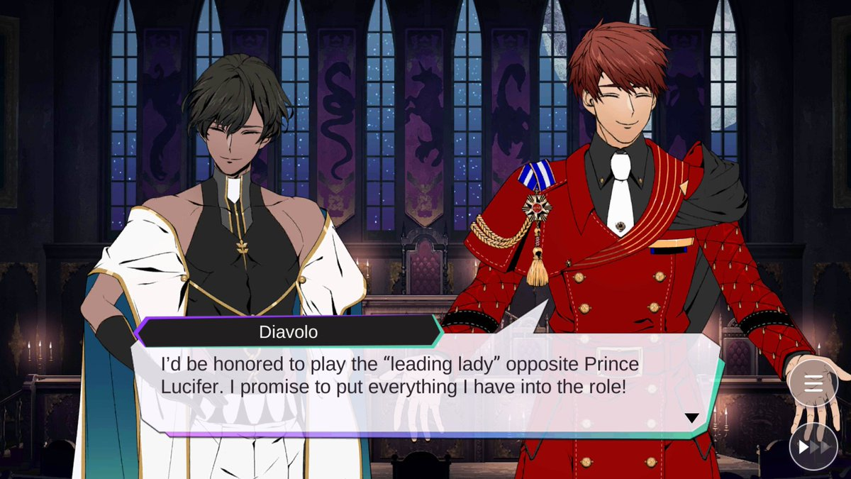 obey me spoilers // ...diavolo genderfluid pic.twitter.com/poO56tsm8J