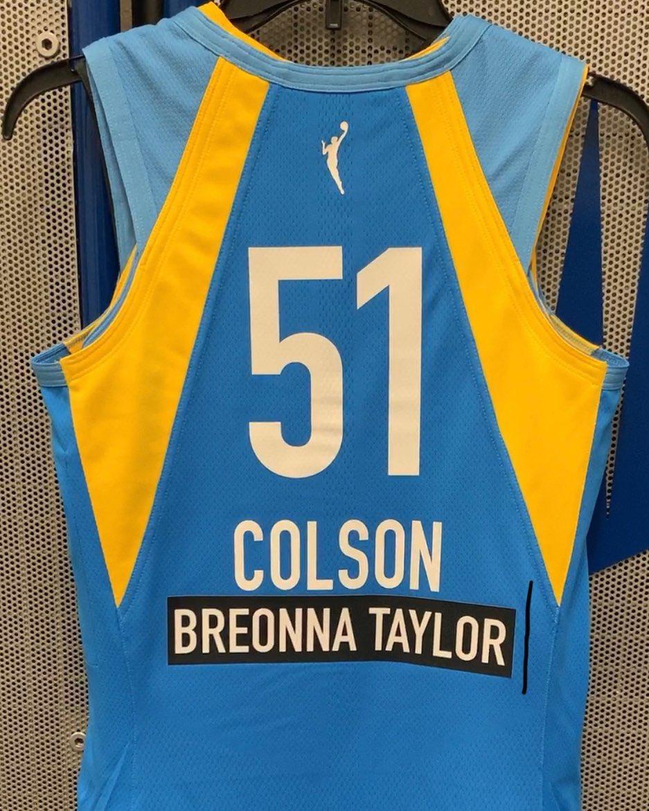 Bigger than basketball. #SayHerName (via @SydJColson)