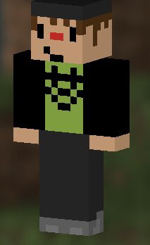 I spent hours to edit my roblox skin to Minecraft pls tell me opinions pic.twitter.com/wY1a1e40QQ
