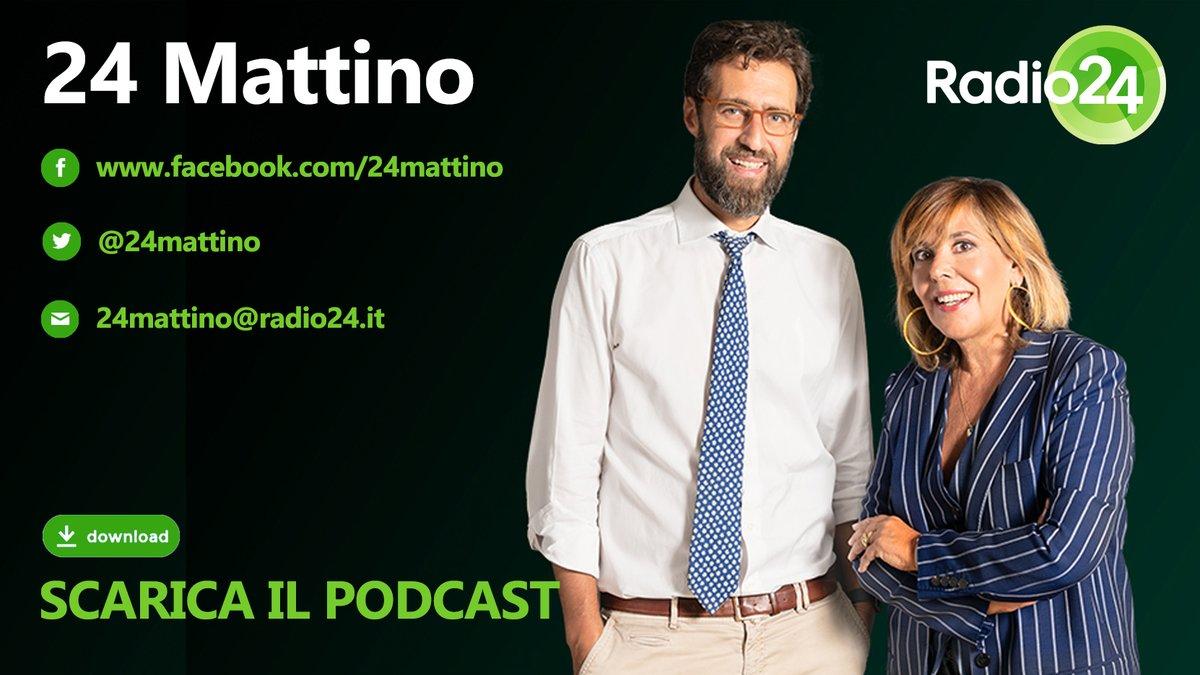 [📲PODCAST]  Riascolta le interviste di @simonespetia e @MariaLatella a:  🔘@Ettore_Rosato, presidente di @ItaliaViva    🔘@EnricoLetta, ex presidente del Consiglio   🔘Lucio Caraccciolo, direttore @limesonline    RIASCOLTA QUI▶️https://t.co/aCSGHP0QqC https://t.co/NQ6GemP6ac
