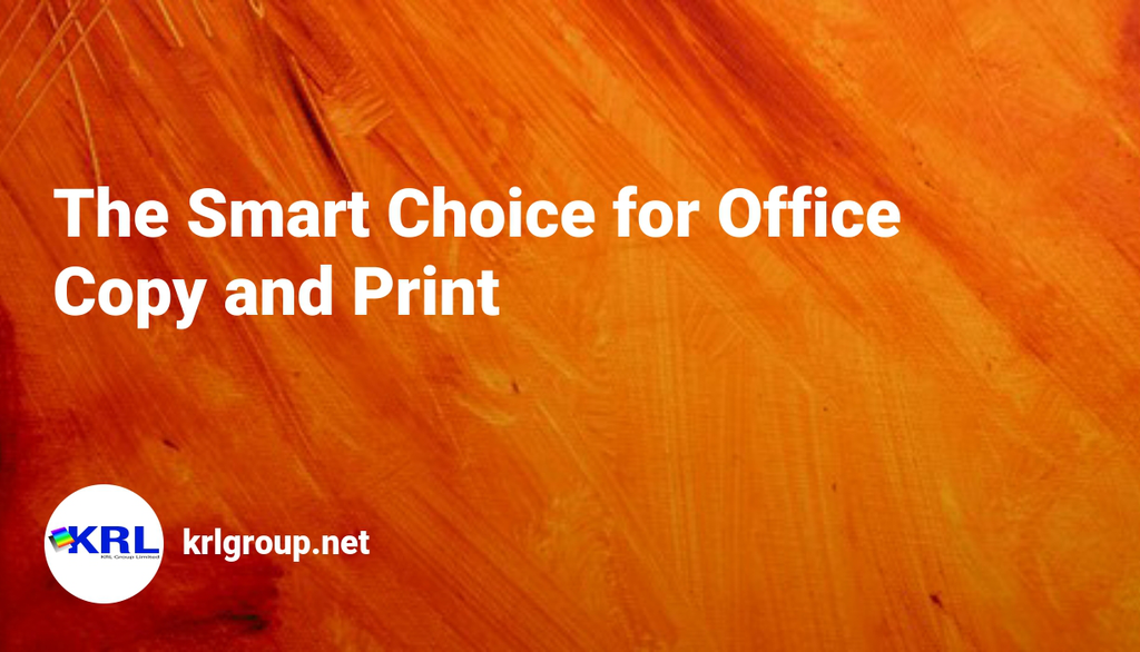 We've been offering unbiased, expert office photocopier & printer advice for over 35 years.  Read the full article: The Smart Choice for Office Copy and Print ▸ https://t.co/tTIZJve7V5  #Hull #EastYorkshire #Lincolnshire #KRLGroup https://t.co/W4Fg2HjUbc