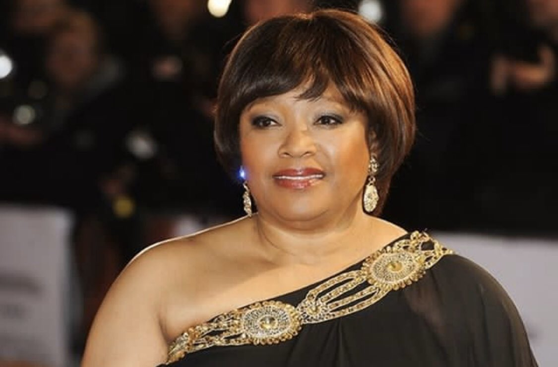 @ZindziMandela my comrade my sister I can't believe the news💔💔 Rest in heaven 🙏🏾