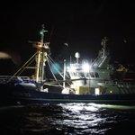 Image for the Tweet beginning: #Noordzee #visserij #kust  Goedemorgen ☕️☕️🍞🥛 Op