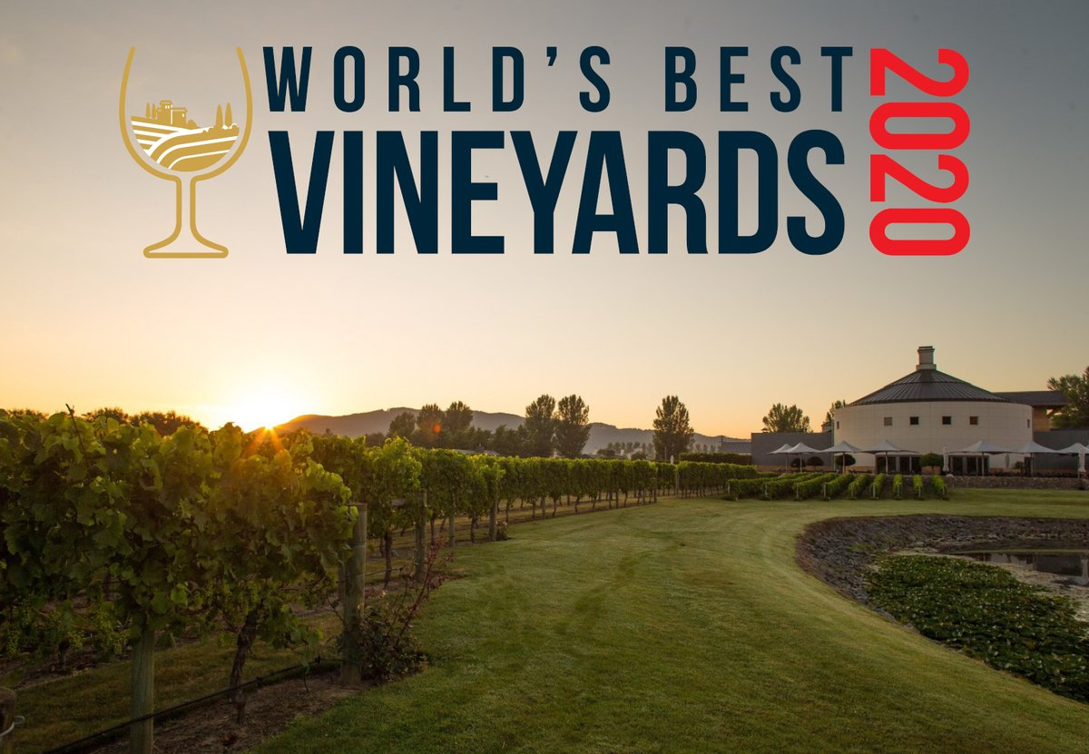 Craggy Range has done it again  🎉 For the second time, we have been recognised in the World's Best Vineyards. It's such an honour to rank 17th alongside some of the world's most respected wineries.   #craggyrange #nzfood #hawkesbay #nzwine https://t.co/ExCYiliCdD
