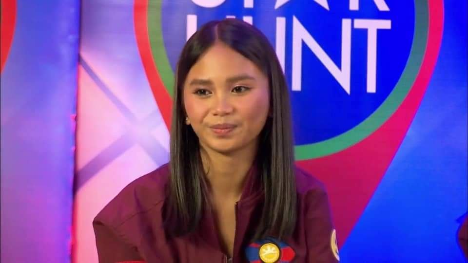 Stay strong. Stand up. Have a voice. – Shawn Johnson  @theyenquirante   YENQUIRANTE BackToBahayAnniv https://t.co/lXPkusaq4n