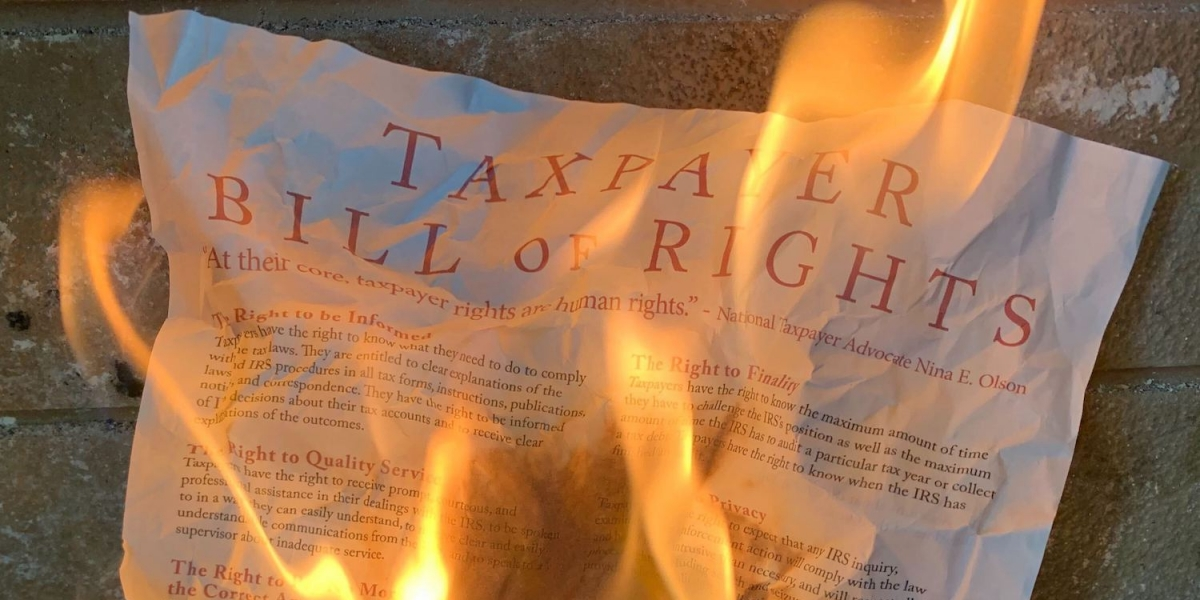 IRS Violated 'Taxpayer Bill of Rights' With 2019 Crypto Letters: Watchdog http://twib.in/l/948rnXkoqrGE via @coindesk #bitcoin #cryptocurrencypic.twitter.com/JW6vrU1Gc0