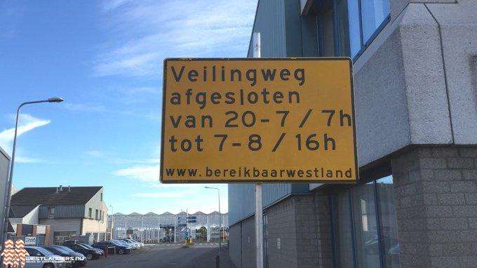 Kruising Veilingweg-Nieuweweg op de schop https://t.co/SzVRukiTH4 https://t.co/y8s0TihKT4
