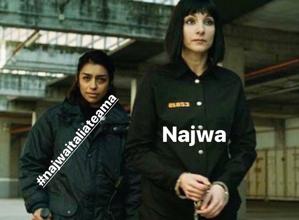 #Najwaitaliateama